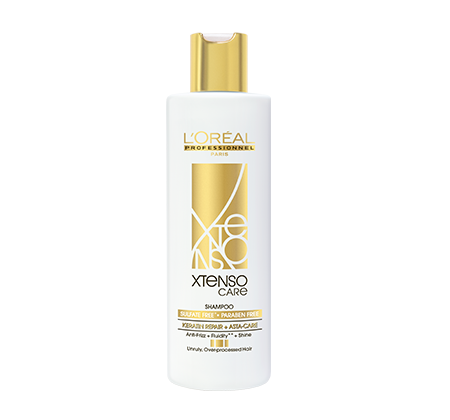 L Oreal Xtenso Care Sulfate Paraben Free Shampoo With Masque Big Bangs Theory Salon